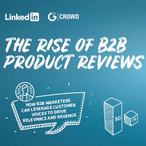 A LinkedIn Rise of B2B graphic