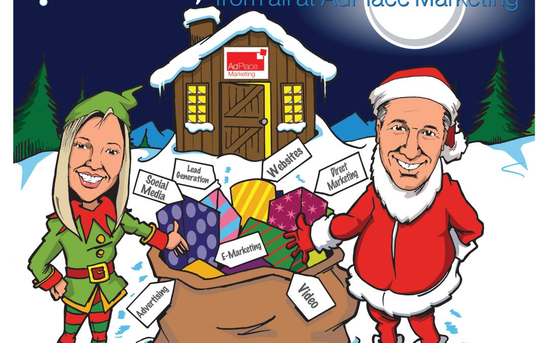 Merry Christmas and a Happy New Year From The Adplace Blog